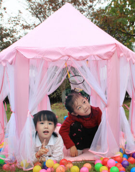 Terbaru Tenda Castle Princess Anak 2020