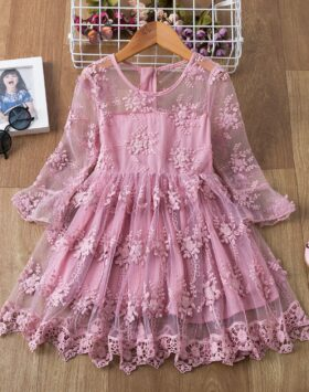 Terbaru Dress Anak Model Bohemian 2020