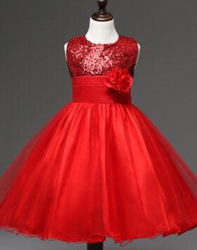 Terbaru Gaun Anak Style Eropa Scarlet 2020