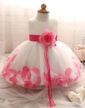Terbaru Gaun Pesta Anak Mawar Pink 2020