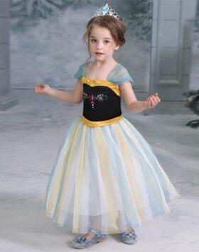 Terbaru Gaun Princess Anak Classy 2020