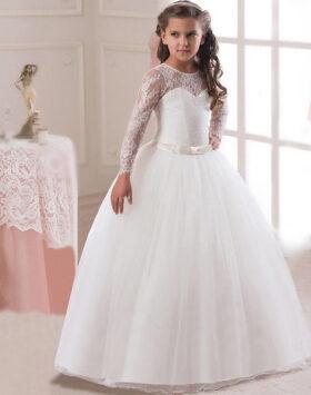 Terbaru Gaun Princess Anak Snow 2020