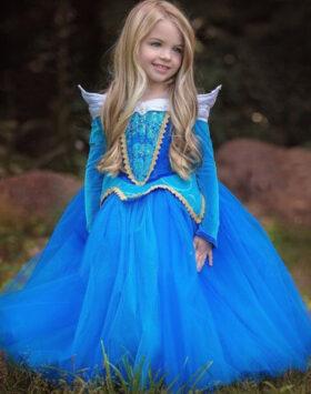 Terbaru Gaun Putri Cinderella Anak Impor 2020