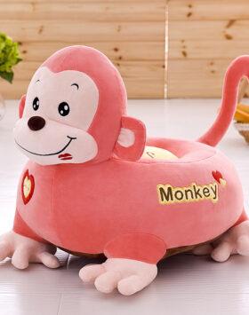 Terbaru Kursi Bayi Karakter Monyet Pink 2020