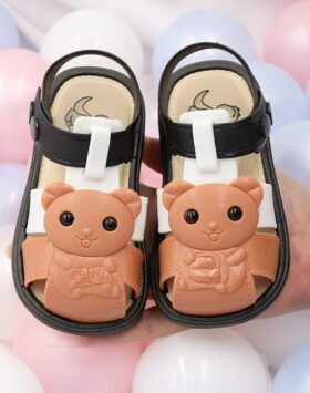 Terbaru Sandal Anak Gummy Coklat 2020