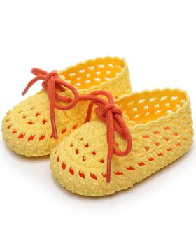 Terbaru Sepatu Jelly Kuning Bayi 2020