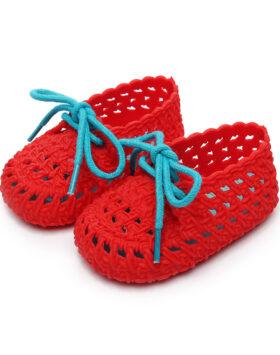 Terbaru Sepatu Jelly Merah Bayi 2020