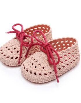 Terbaru Sepatu Jelly Pink Bayi 2020