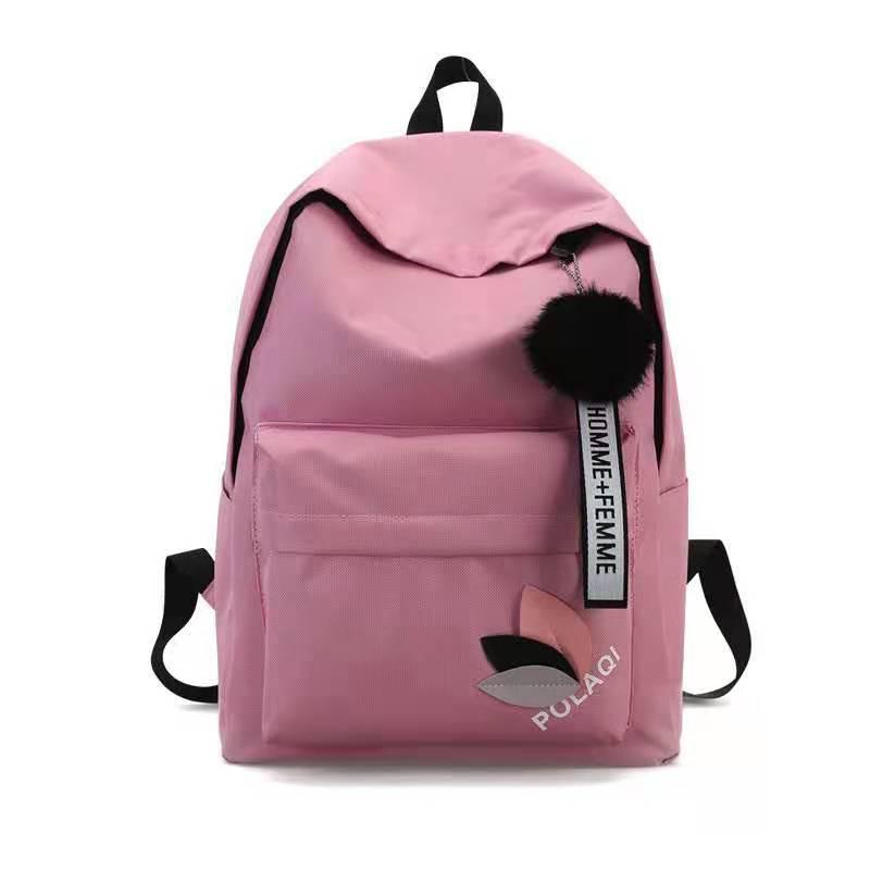 Terbaru Tas Ransel Sekolah Remaja Pink 2020 - Pusat Reseller