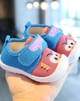 Terbaru Sepatu Bayi Bunyi Dyno Biru 2020