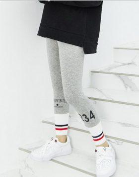 Terbaru Celana Anak Legging Abu Gambar 2021