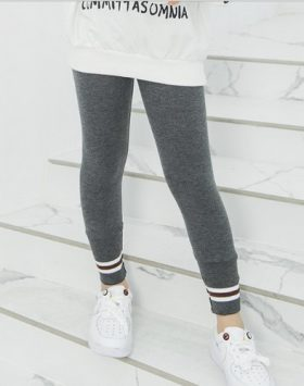 Terbaru Celana Anak Legging Abu impor 2021